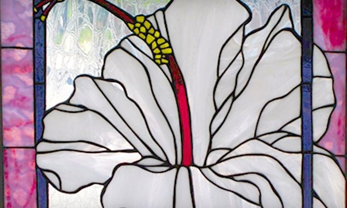 McMow Art Glass - Lake Worth: Stained-Glass Classes at McMow Art Glass. Two Options Available.