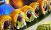 Taiko Japanese Restaurant - CLOSED - Baton Rouge: $20 for $40 Worth of Sushi, Sake, Hibachi, and Other Japanese Specialties at Taiko Japanese Restaurant