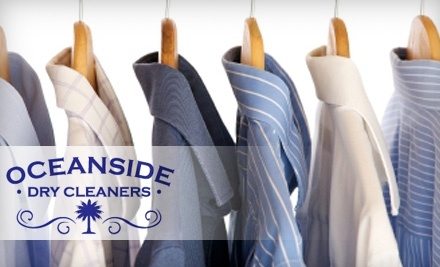 $20 Groupon to Oceanside Dry Cleaners - Oceanside Dry Cleaners in