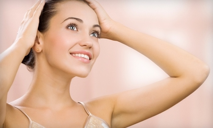 The Medical Skin Clinic - The Lakes/Country Club: Six Laser Hair-Removal Treatments at The Medical Skin Clinic. Four Options Available.