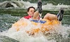 River & Trail Outfitters - Sandy Hook: $30 for a Potomac White-Water-Tubing and Bike-Rental Combo from River & Trail Outfitters ($60.61 Value)