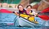 San Francisco Kayak & Adventures - Multiple Locations: $49 for Two-Hour Guided Kayak Tour on San Francisco Bay or Sausalito Waterfront from San Francisco Kayak & Adventures ($100 Value)