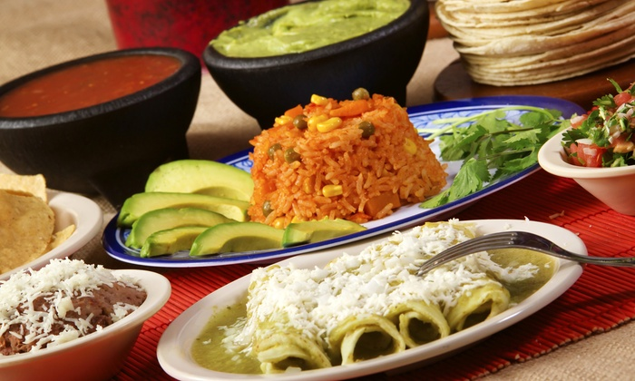 Nuevo Leon Mex Mex Restaurant - Farmers Branch Shopping Center: $12 for $20 Worth of Mexican Food at Nuevo Leon Mex Mex Restaurant
