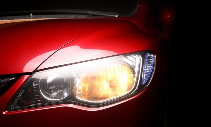 Kleen Lights - Port Hueneme: Headlight Restorations for One or Two Cars at Kleen Lights (Up to 52% Off)