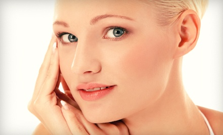 Choice of a Facial or a Dermaplane Treatment (an $85 value) - Simply Bliss in Round Rock