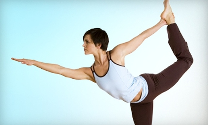 Samadhi Yoga - Broadway: $35 for a 10- or Five-Class Pass at Samadhi Yoga (Up to $130 Value)