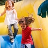 Inflatable World - Mission Valley: $10 Toward Admission