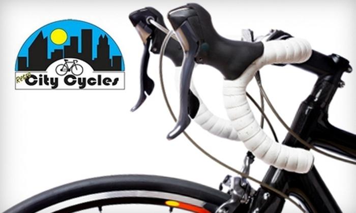 Retro City Cycles - North Orange: $15 for Bike Tune-up at Retro City Cycles ($39 Value)