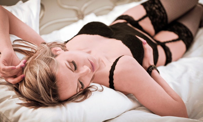 Maya Mouis Photography - Bay West Center: $79 for a Boudoir Photo Shoot with Five Digital Images at Maya Mouis Photography ($652 Value)