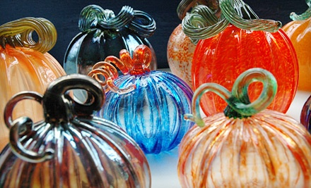 Pumpkin Patch Ball on Sat., Oct. 1 at 7:30PM: 1 General Admission Ticket (a $50 value) - Third Degree Glass Factory in St. Louis