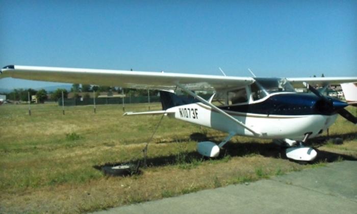 North Coast Air - Santa Rosa: $150 for Scenic Coastal Tour from North Coast Air ($300 Value)