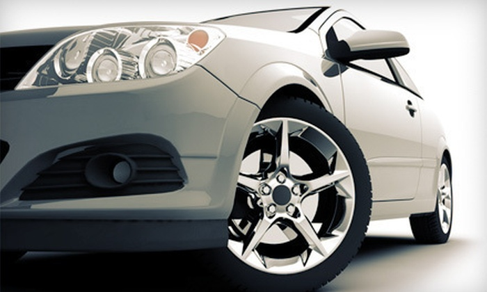 Cooler In The Shade - Burnsville: Window Tinting, Interior and Exterior Cleaning, or VIP Detail at Cooler In The Shade in Burnsville (Up to 60% Off)