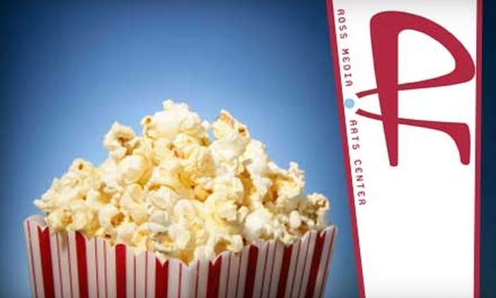 Mary Riepma Ross Media Arts Center - Lincoln: $5 for $10 Toward Cinema Admission and Concessions at the Mary Riepma Ross Media Arts Center