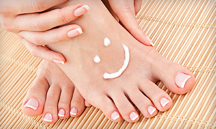 Studio 10 - Studio 10: One or Two No-Chip Manicures and Regular Pedicures at Studio 10 in Naperville (Up to 55% Off)