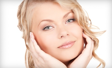 One 90-Minute Anti-Aging Facial Package with Nonsurgical Facelift - Great Skin Spa & Skincare in Arlington