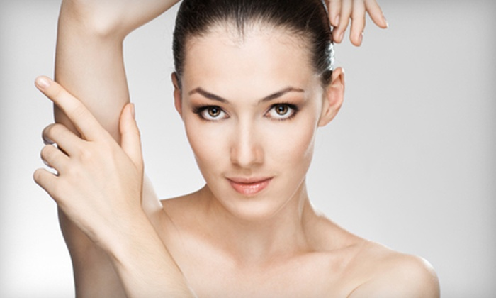 The G Spa International - Clinton: Six Laser Hair-Removal Treatments for Small, Medium, or Large Areas at The G Spa International in Clinton