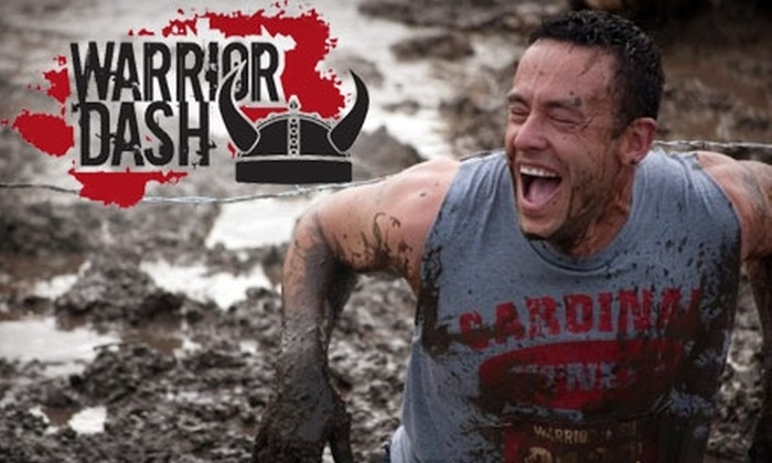 Warrior Dash Florida - Frostproof: $25 for Entry into the Warrior Dash Florida Event in Lake Wales on Sunday, January 30 ($50 Value)