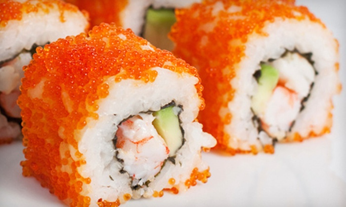 Tokyo Grill - Kentwood: $10 for $20 Worth of Sushi and Japanese Fare at Tokyo Grill in Kentwood