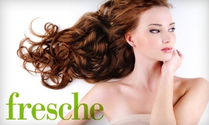 Fresche  - Decatur: $25 for a Women's Hair Cut and Style at Fresche