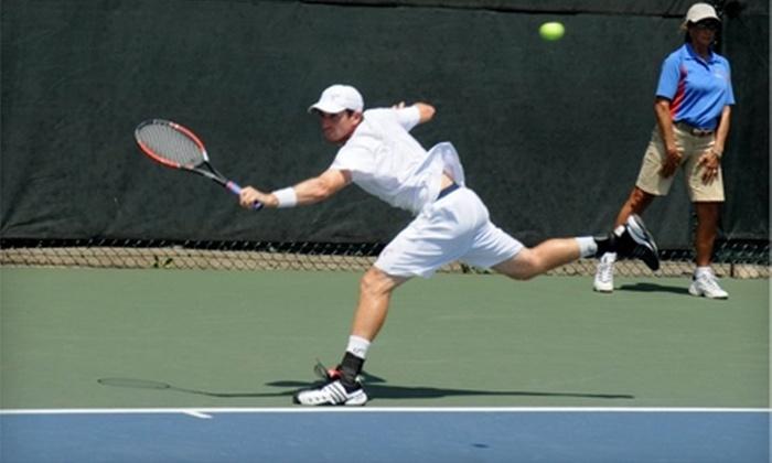 Nielsen USTA Pro Tennis Championship - Winnetka: One Daytime Ticket to Nielsen USTA Pro Tennis Championship in Winnetka. Three Dates Available.