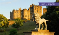 Northumberland: 1 to 3 Nights for Two with Breakfast at The 4* Anglers Arms