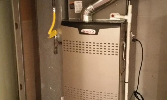 Delta Heating & Air Conditioning - Philadelphia: $109 for $199 Worth of Services — Delta Heating & Air Conditioning