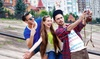 CityScape Adventures - The Friendly Spot: Entry to Urban Scavenger Fun Run for One, Two, or Four from CityScape Adventures (Up to 68% Off)