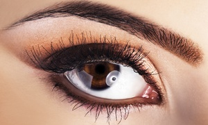 Bollywood Beauty:  CC$75 for Eyelash Extensions and Eyebrow Shaping at Bollywood Beauty (CC$160 Value)