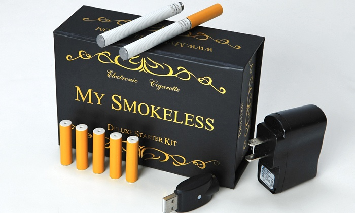 My Smokeless - Second Ward: E-cigarette Supplies at My Smokeless (Up to 51% Off). Two Options Available.