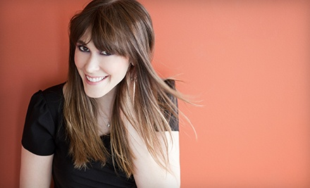 Haircut and Deep Conditioning with Option for Partial Highlights or Color at Allen Somers Salon (Up to 59% Off)