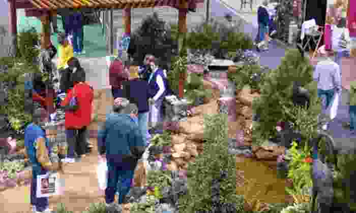 27th Annual Texas Home & Garden Show - NRG Center: 27th Annual Texas Home & Garden Show for Two or Four on February 8, 9, or 10 at the Reliant Center (Up to Half Off)