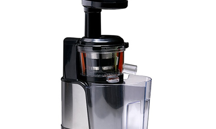 LENOXX Cold Press Slow Juicer Groupon Goods