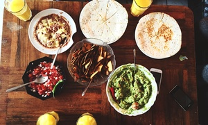 Bar Amigo: Two-Course Latin Meal with Wine or Beer for Two at Bar Amigo (Up to 57% Off)
