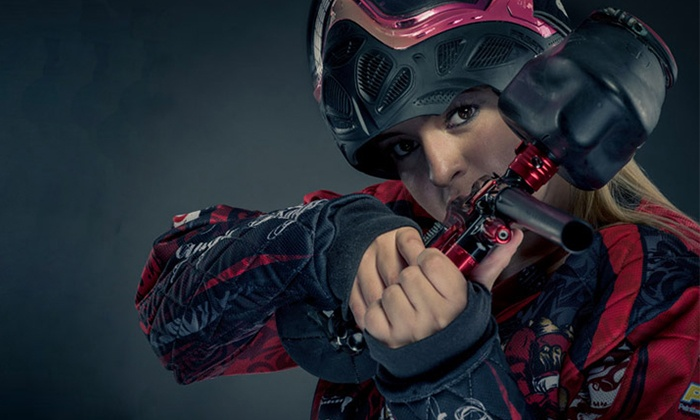 Paintball Promos - Multiple Locations: Paintball Package for Two, Four, or Six from Paintball Promos (Up to 79% Off)