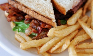 Skippy's Restaurant: Homestyle Comfort Food at Skippy's Restaurant (Up to 50% Off). Three Options Available.