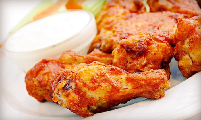 Carmel Bar & Grill - Carmel-by-the-Sea: Pub Meal with Drinks for Two or Four at Carmel Bar & Grill (Up to 51% Off)