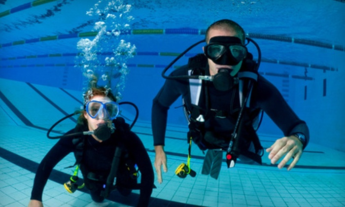 Frank's Underwater Sports & Travel - Edmond: $10 for Introductory Scuba-Diving Course at Frank's Underwater Sports & Travel in Edmond ($25 Value)