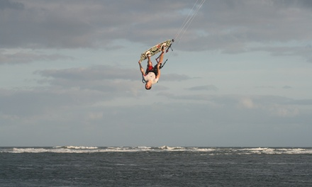12 Weeks of Kiteboarding Lessons from Barrett SUP and Kite (69% Off)