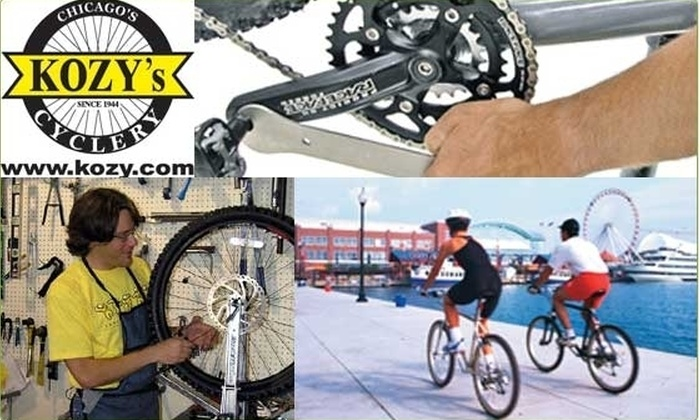 Kozy's Cyclery - Multiple Locations: $35 for a Bike Tune-up at Kozy's Cyclery