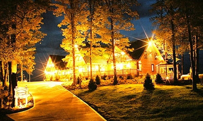 Pine Lakes Lodge - Salesville: $75 for $150 Toward a Stay at Pine Lakes Lodge in Salesville