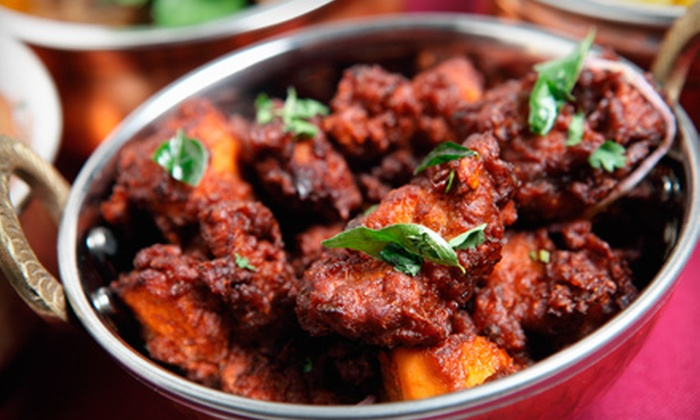BanZara - Innsbrook: Indian Dinner with an Appetizer and Entrees for Two or Indian Fare at BanZara in Glen Allen (Up to 53% Off)