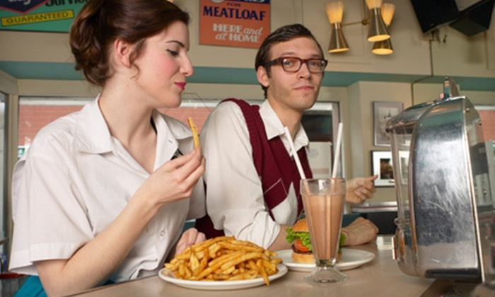Mel's Classic Diner - 4: $7 for $14 Worth of American Fare and Drinks at Mel's Classic Diner in Pigeon Forge
