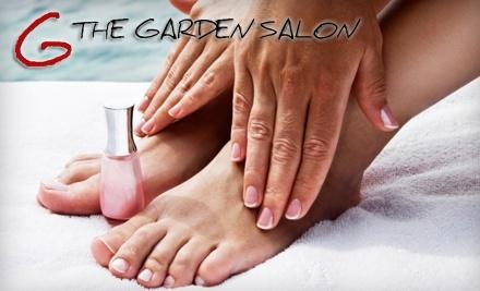 The Garden Salon - The Garden Salon in Chattanooga