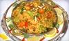 ZAIAKA Authentic Indian Cuisine - Plum: $12 for $25 Worth of Indian Cuisine at Zaiaka