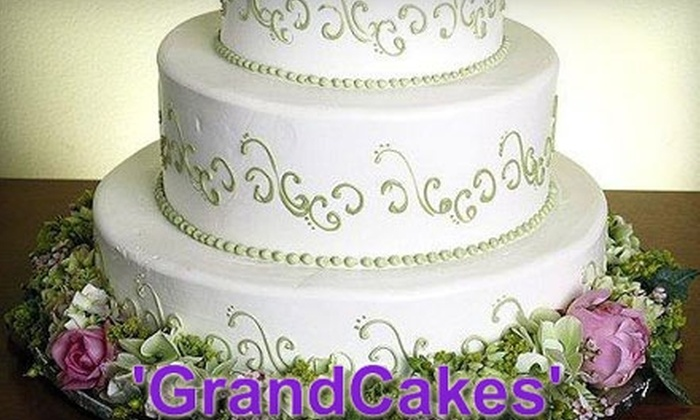 Grand Cakes - Rockford: $10 for $20 Worth of Cakes, Pies, and More at Grand Cakes