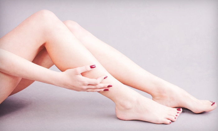 forMé Med Spa - Wesley Chapel: $99 for Two Spider-Vein-Removal Treatments at forMé Med Spa in Wesley Chapel ($550 Value)