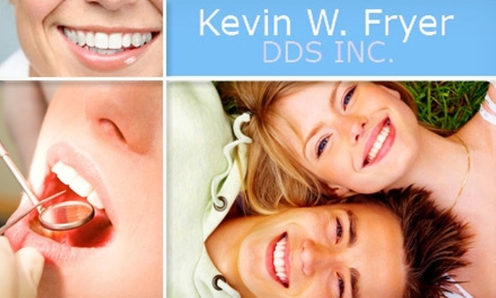 Kevin W. Fryer DDS Inc - Willoughby Hills: $79 for a Dental Exam, Cleaning, and X-rays from Kevin W. Fryer, DDS ($225 Value)
