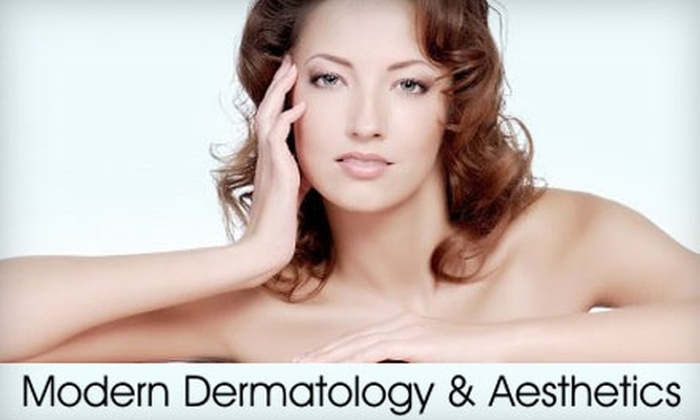 Modern Dermatology and Aesthetics - Shawnee West Office Park: $40 for a Skin Medica Vitalize Peel at Modern Dermatology and Aesthetics ($100 Value)