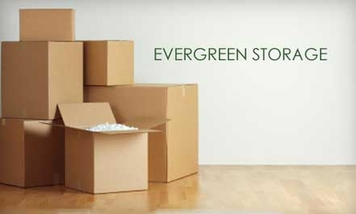 Evergreen Storage and Moving - Grand Rapids: $35 for One Hour of Moving Help from Evergreen Storage and Moving ($89 Value)