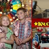 59% Off Bowling and Rides at Knuckleheads